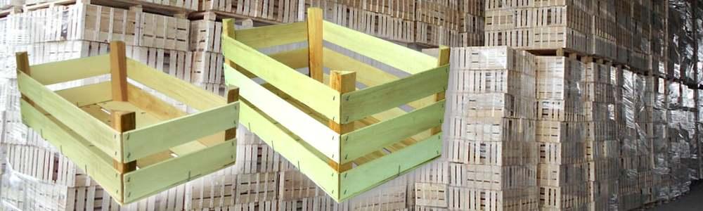 Proizvodnja drvenih gajbica